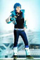 Aoba, Dramatical Murder Cosplay by hakucosplay