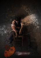 The Illusionist by Rameez-K