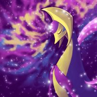 Cresselia by Vertiris