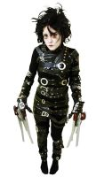 Edward Scissorhands costume by Garmonbozia