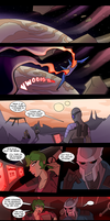Galactic Smackdown: Audition Part 1 by AndrewMartinD