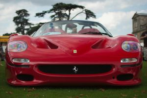 Ferrari F50, Front, Low by FurLined