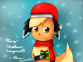Merry Christmas Everyone!~ by FlaranTheFlareon