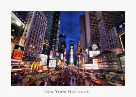 New York Nightlife by mad1dave