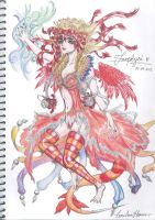 Request: Arkasis (Humanoid Farphyni) : by CeruleanHeavens
