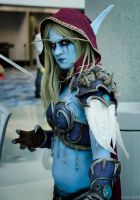 Sylvanas Windrunner by vensii