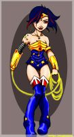 wonder girl... by DillEmma
