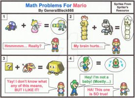 Math Problems For Mario by Colonel-Majora-777