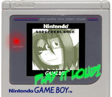 Smile, you're on Game Boy Camera by SorcererLance