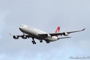 Airbus A340-311 by PlaneSpotterJanB