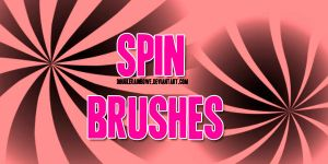 +Spin Brushes by DoubleRainbowE