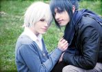 Shion And Nezumi Cosplay - Look No Further by DakunCosplay