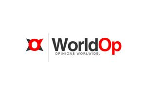 WorldOp - Logo Design by Alneo