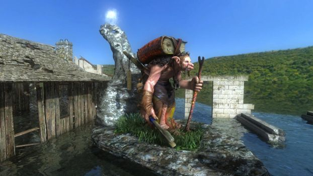 Troll Unity Demo Download by RTshaders