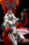 Lady Death--Showgirl by DNA-1
