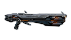 Halo 4 Z-180 Close Combat Rifle/ Scattershot by ThelVoramee