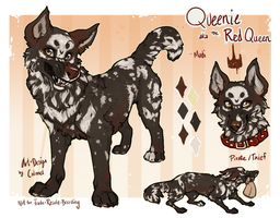 Queenie Ref by Colonels-Corner