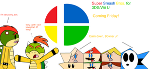 RQ - SSB4 promotion poster by Britishgirl2012