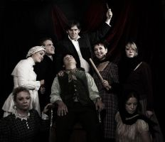 Sweeney Todd group by litecreations
