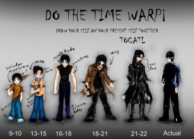 Do the time Warp by Tocatl