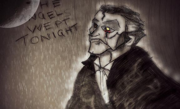 The Angel Wept Tonight. by TheLivingCorpse1880