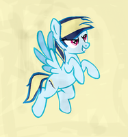 Thunder Dash by SweetCake111