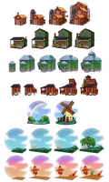 Game Items - Locations by IntroducingEmy