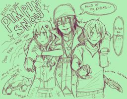 IT'S PIMPIN' SNOW by MEKIseki