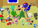 Christmas Party of 2016 by TheUnlikelyHuman