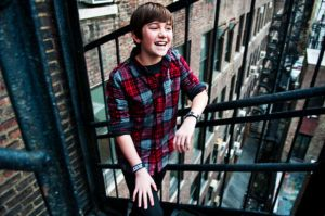 Greyson Chance by caierduoduo