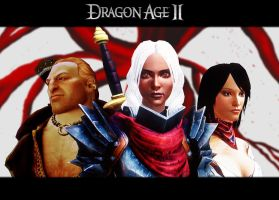 Dragon Age 2 first impressions by JosephB222
