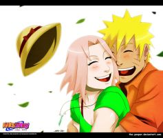 NaruSaku - Happiest With You by the-pooper