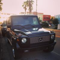 Mercedes G-Class by Lady-Autobot17