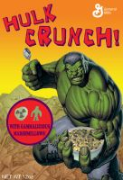 Hulk Crunch by VioLentzIV