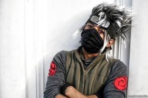 Hatake Kakashi by XeverianCosplayers