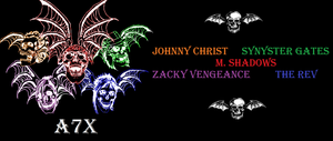 Avenged Sevenfold by a7x-kjh