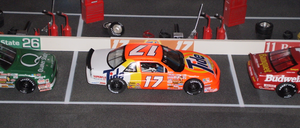 Darrell Waltrip's 1990 Tide Lumina by motorhead4646