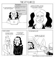 65. The 27 Club II by comicalclare