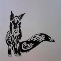 Yazz Tribal Art by sruo