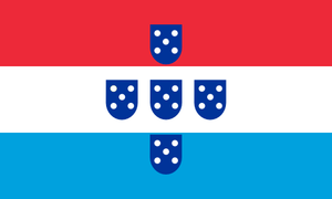 Flag of Portuguese Luxembourgers by hosmich