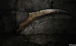 Prince Of Persia Eagle Sword by uicreation