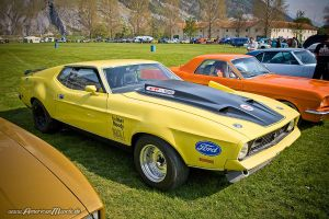 ford muscle car II by AmericanMuscle