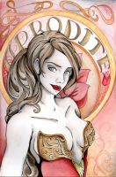 Aphrodite by Seraphim-burning