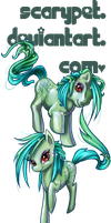 I can has my little scarypony by scarypet