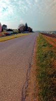 Country road, cloudy sky, fresh colors by patrickjobst