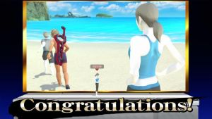 Wii Fit Trainer Ending by UKD-DAWG