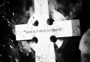 Love is strong as Death by stmayhem93