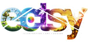 ectsy arts Homepage by Ecstatic-ectsy