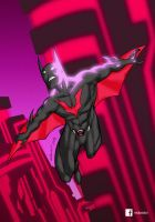Batman Beyond by mdavidct