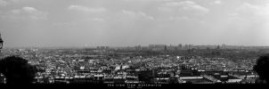 S13-01 View from montmartre by iksela